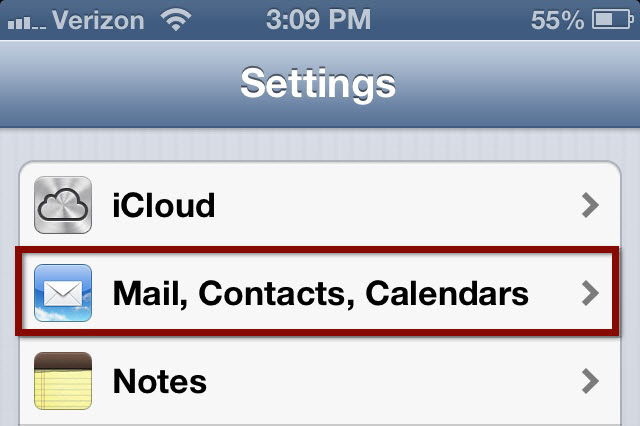 how to add gmail on ipad