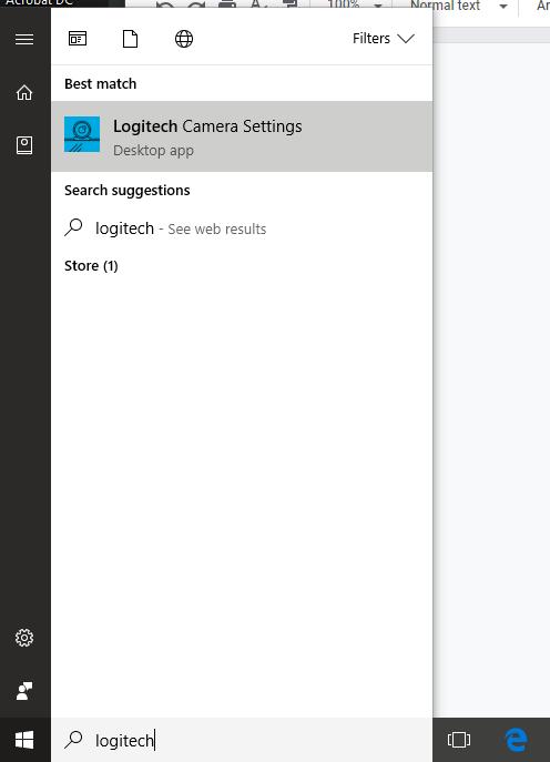 Logitech Camera Settings App – support apu edu